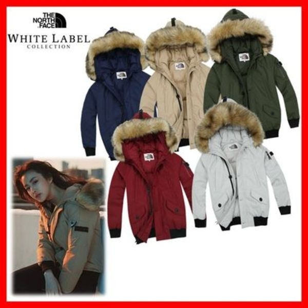 人気【THE NORTH FACE】W 'S MERIDEN DOWN JACKET パーカー☆