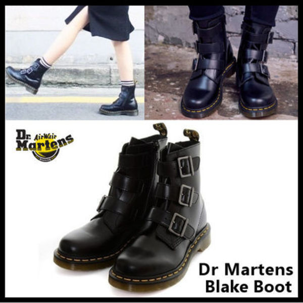 【Dr.Martens】BLAKE BUCKLE BOOT 13665001
