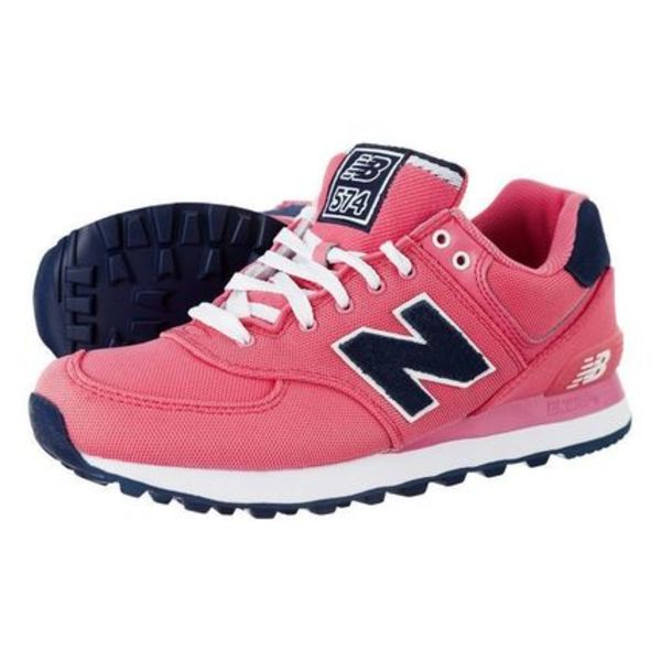 【New Balance】WL574POP★Pique Polo Pack ピンク