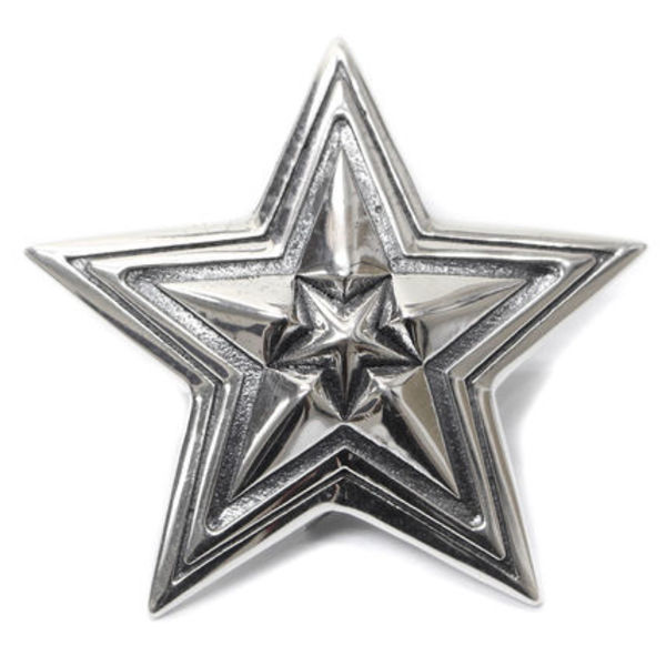 PENDANT STAR IN STAR