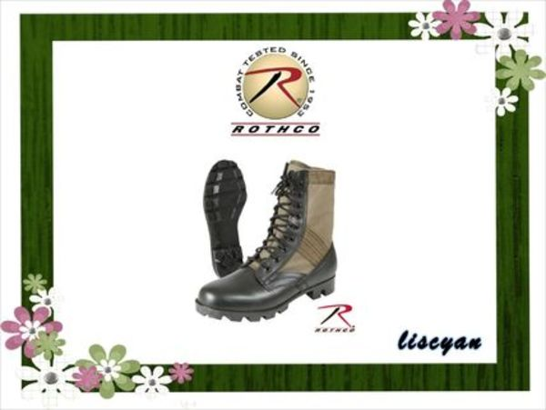 ☆3代目登坂、リアーナ愛用☆ROTHCO☆G.I. Style Jungle Boots