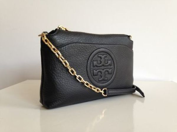 TORY BURCH BOMBE CHAIN CROSSBODY セール 即発送