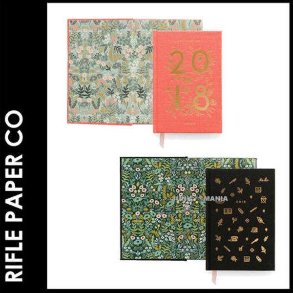 ★3-7日着/追跡&関税込【RIFLE PAPER CO.】HARDCOVER AGENDA
