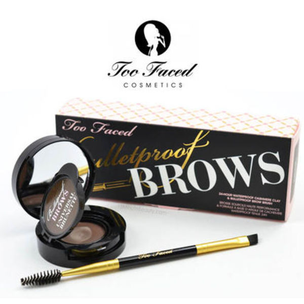 Too Faced☆ こすれ・汗に強い!眉毛カラー★Bulletproof Brows