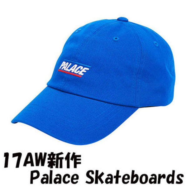 17AW新作 Palace Skateboards Basically A 6 Panel キャップ
