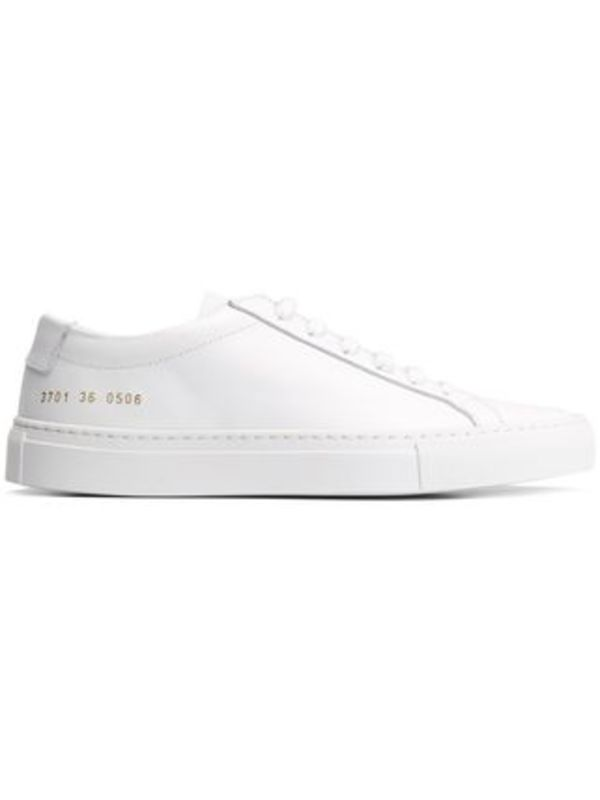 【COMMON PROJECTS】17AW新★セレブ愛用AchilleスニーカーWhite