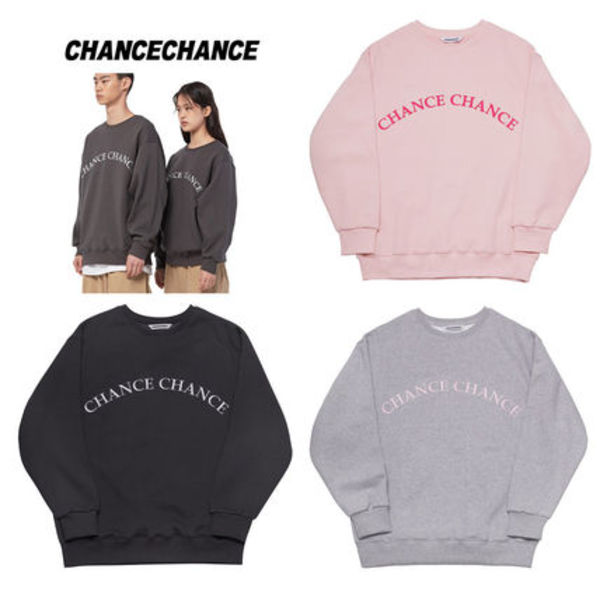 ☆CHANCECHANCE☆LOGO MTM☆起毛あり☆3color☆