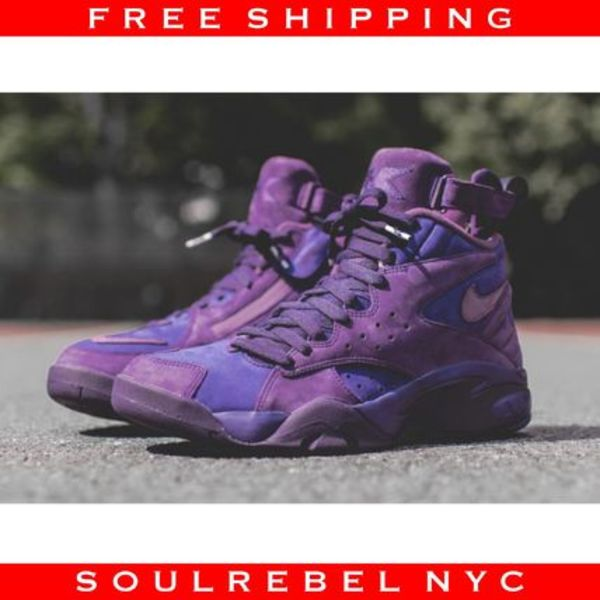 Kith × Nike Air Maestro 2 Purple ナイキ 26.5cm US8.5 Pippen