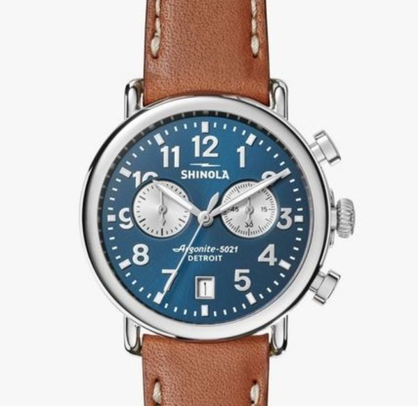 SHINOLA ★ 244131 The Runwell Chrono 41mm