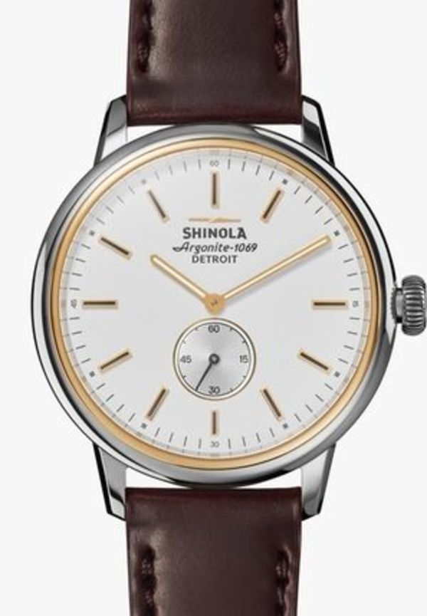 SHINOLA ★ 20058978 The Bedrock 42mm