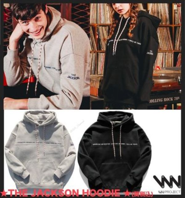 ☆WV PROJECT☆THE JACKSON HOODIE フーディー3色★関税込