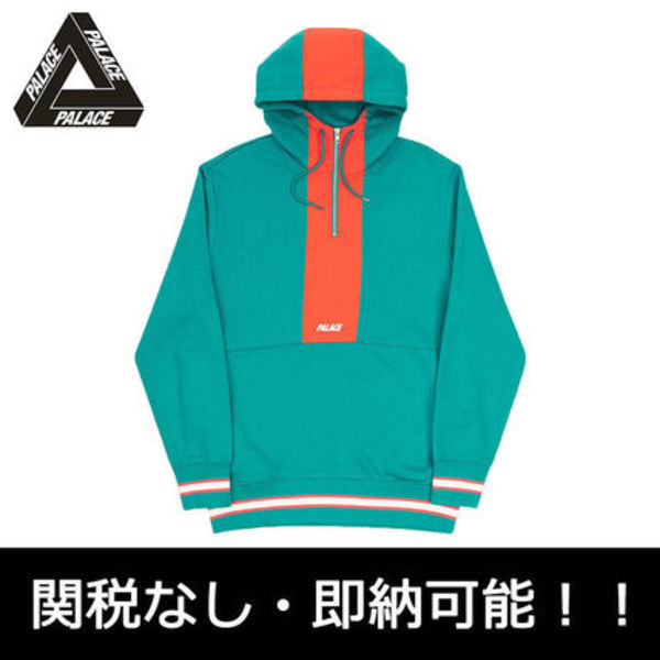 即 国内発 Palace Skateboards QUICKER SHELL HOOD