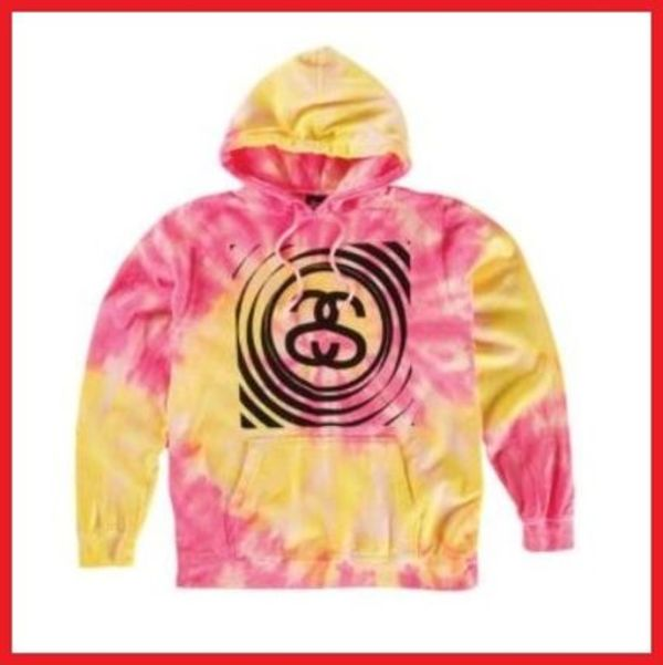 NEW!完売必至★Stussy Spiral Pullover パーカー