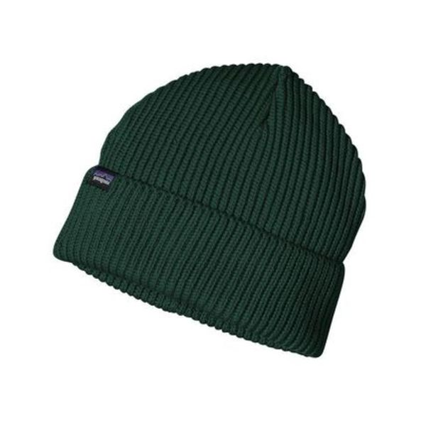 Patagonia Fishermans Rolled Beanie Legend Green