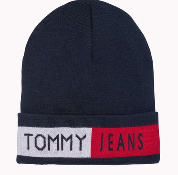 TOMMY JEANS/ニットキャップ