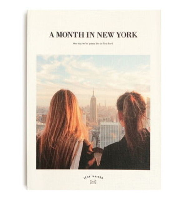 [DEAR MAISON】ダイアリー★A MONTH IN NEW YORK DIARY ver.6