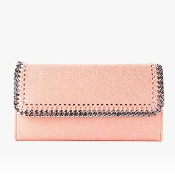 【関税負担】 STELLA MCCARTNEY FLAP WALLET