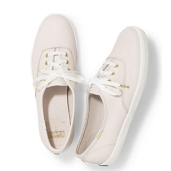 【送料/関税込】KEDS X kate spade CHAMPION LEATHER