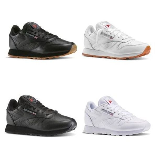 Gigi Hadid着用!!お早めに!!Reebok Classic Leather