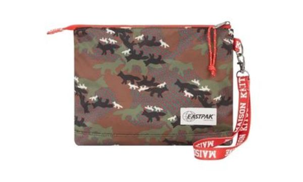 Maison Kitsune x EASTPAKコラボ - Isabella Pouch ポーチ
