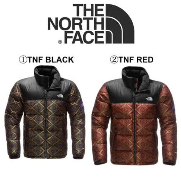 【The North Face× Nordstrom】☆限定コラボ☆NUPTSE JACKET