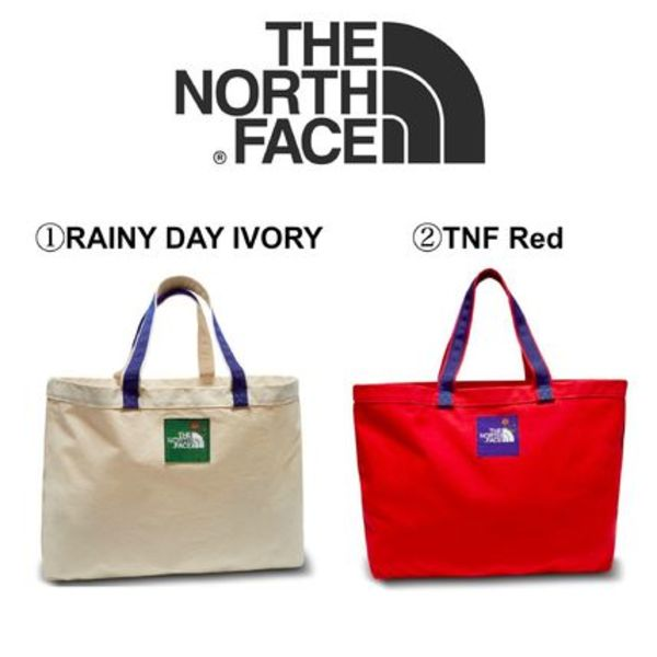 【The North Face× Nordstrom】☆限定コラボ☆OK LARGE TOTE