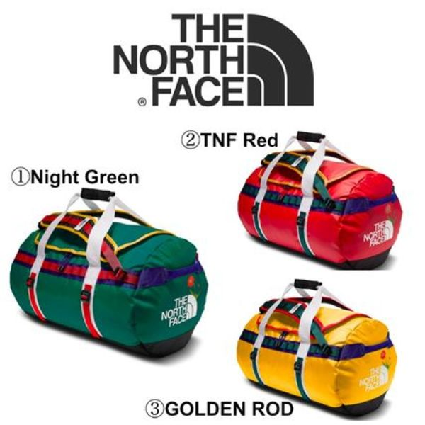 【The North Face× Nordstrom】☆限定コラボ☆OK CAMP DUFFEL