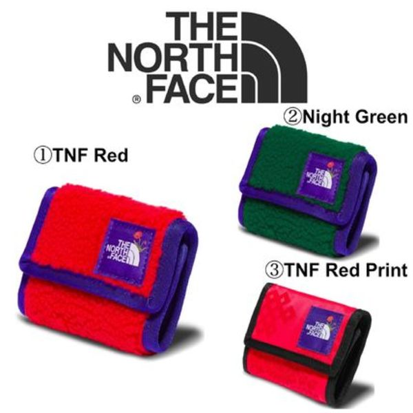 【The North Face× Nordstrom】☆限定コラボ☆OK CAMP WALLET