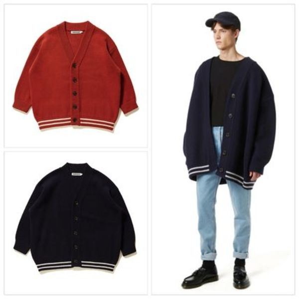日本未入荷 [TRUNK PROJECT] Trunkproject Cardigan Jacket