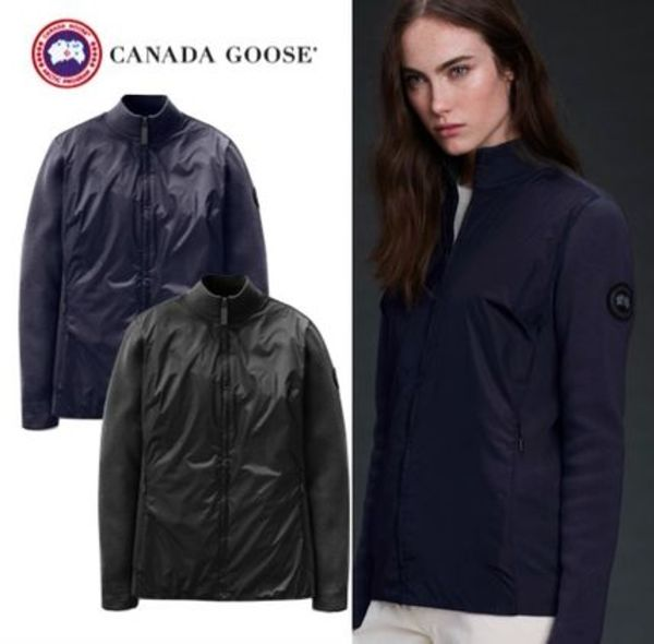 *CANADA GOOSE*ニットアウター WindBridge Full Zip Sweater