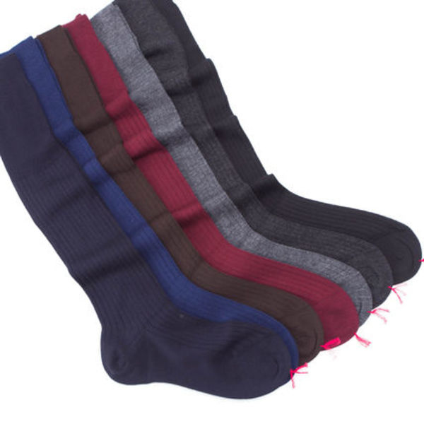 Berluti Cotton high socks