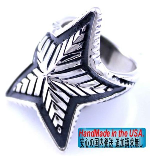 インディアンジュエリー☆Cody Sanderson Small Depp Ring