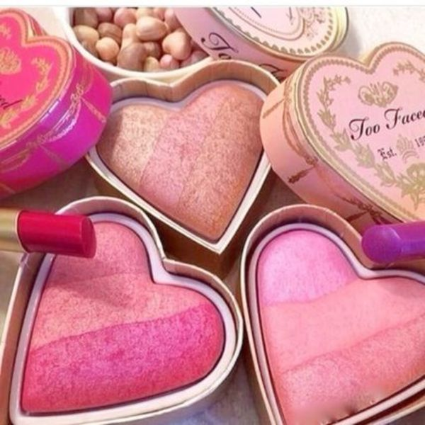 Too Faced♪SO CUTE♡SWEETHEARTS BLUSH(全4色)