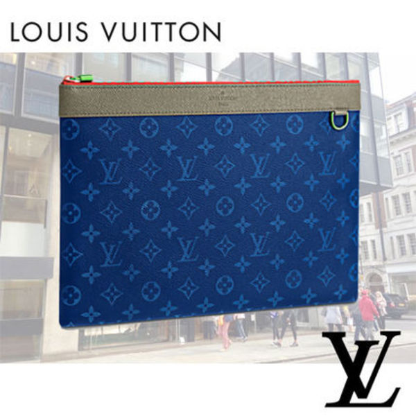2018ss Louis Vuittonルイヴィトン ポシェット・アポロ クラッチ