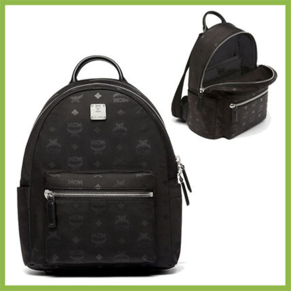 ★MCM正規品★DIETER BACKPACK IN MONOGRAMMED NYLON ★送料込