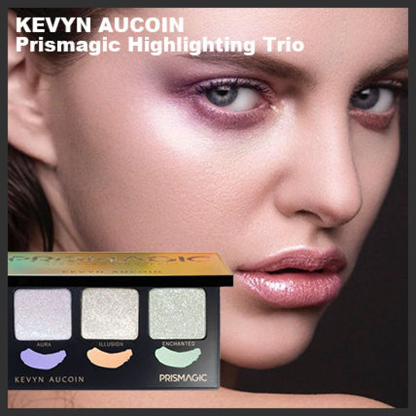 【新作】KEVYN AUCOIN Prismagic Highlighting Trioハイライター