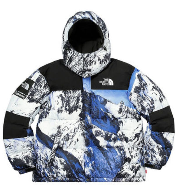 15 week FW17 (シュプリーム) X TNF Mountain Baltoro Jacket