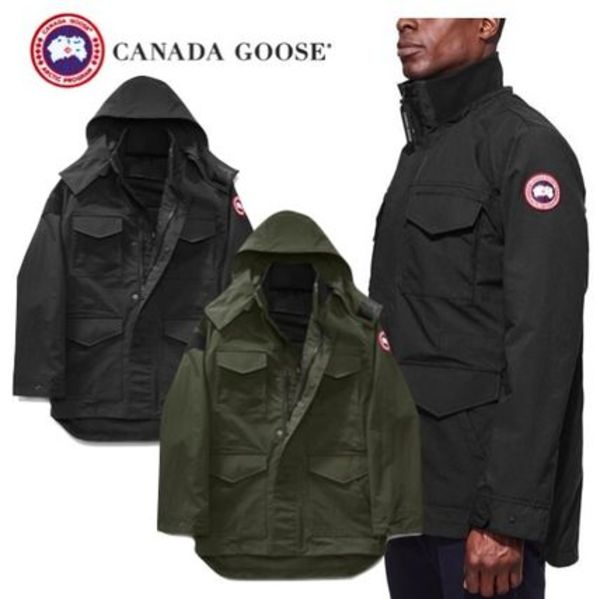 *CANADA GOOSE*カナダ買付 Voyager Jacket