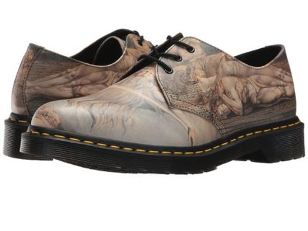 [Dr Martens]  1461 3-Eye Shoe コラボ William Blake
