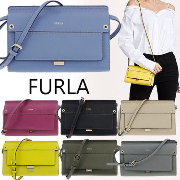 sale☆Furla☆ライクミニLike Mini Cross Body Bag 7color