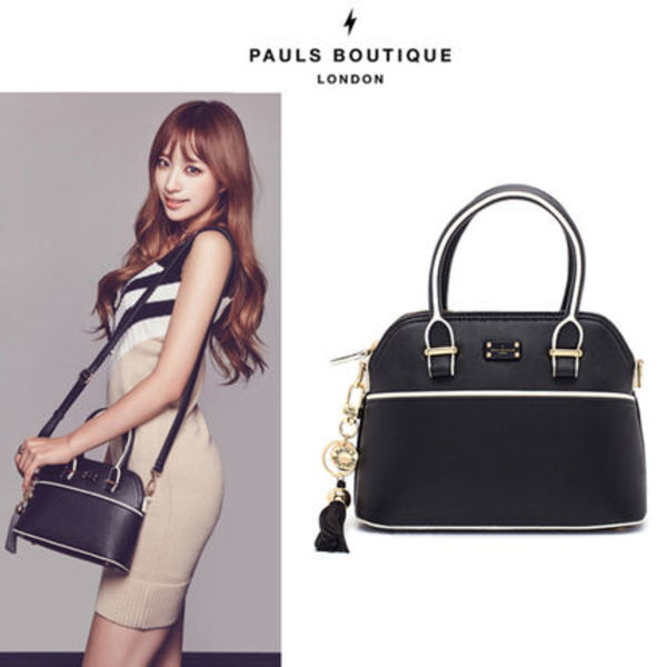 PAULS BOUTIQUE/EMS発送/MINI MAISY BLACK/EXIDハニ着用
