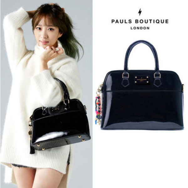 PAULS BOUTIQUE/EMS発送/MIDDLE MAISY BLACK/EXIDハニ着用