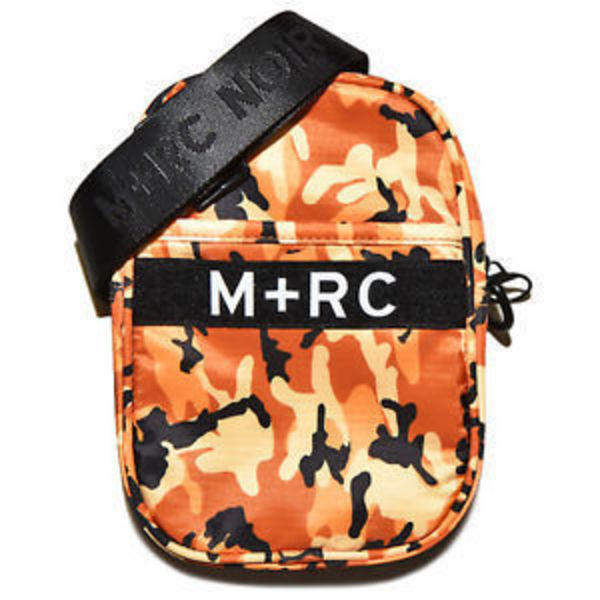 "大人気! M+RC NOIR ""RR"" NYLON 3M BAG  カモ"