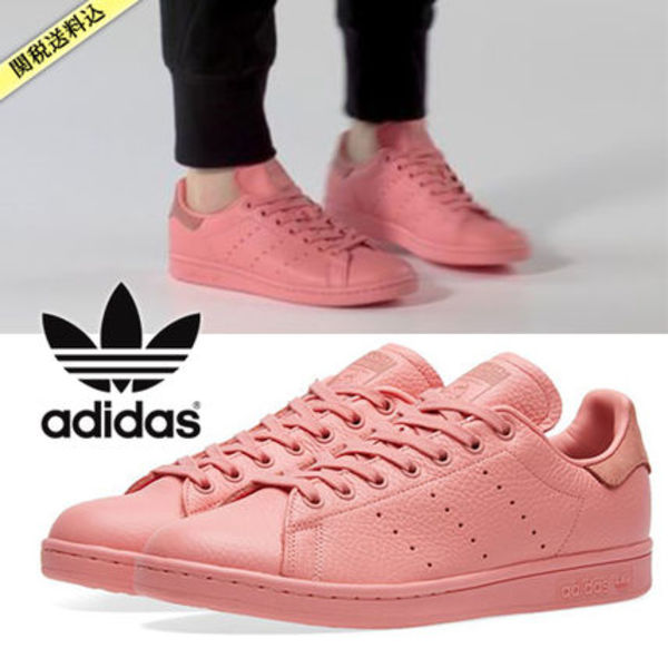 ★adidas★ STAN SMITH PASTEL / TACTILE ROSE / 送料関税込