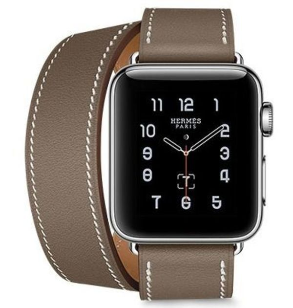 HERMES★Apple Watch Hermes Band Double Tour 38 mm Long