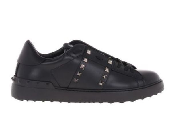 【関税負担】 VALENTINO 16AW ROCKSTUD UNTITLED OPEN SNEAKERS