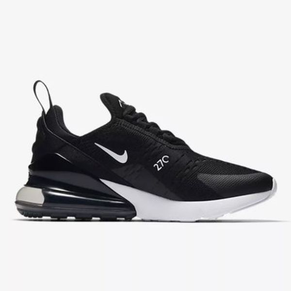 エアマックス 270★AIR MAX 270 (Black/White/Anthracite)