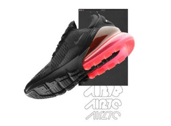 Nike Air Max 270 Feel Big Air 郵便局対応