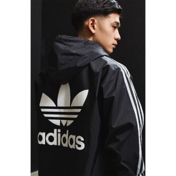 [ adidas]新入荷!  Poncho Windbreaker Jacket