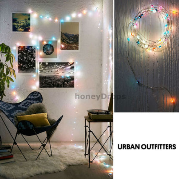 SALE★Urban Outfitters/綺麗☆クリスタル・ストリング・ライト